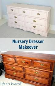 Changing Table Organization Futon Nursery Dresser 6 Drawer Nursery Dresser White Nursery