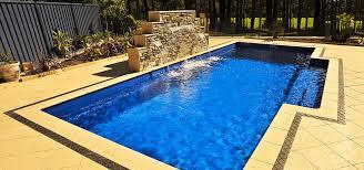 Backyard Leisure Pools by The Elegance Leisure Pools Australia