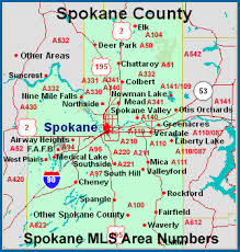 spokane zip code map spokane mls homes houses properties estate for sale