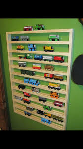 best 25 thomas bedroom ideas on pinterest train room thomas thomas train storage rack by on etsy could make one for my essential oils