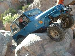 jeep boat sides complete off road 2010 moab rock tour part 3