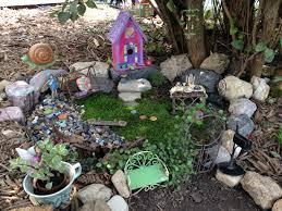 Fairy Gardens Ideas by Lilac Hill Fairy Garden Fairy Village Fairy Garden Ideas