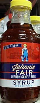ribbon syrup johnnie fair ribbon flavored syrup 16 oz pack