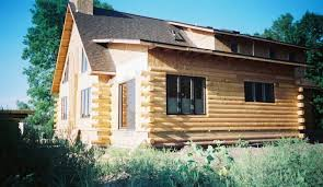 Small Cottage Builders Log Home Builders Wi Building A Log Cabin Wisconsin