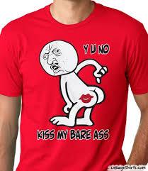 T Shirt Meme - y u no meme t shirt le rage shirts