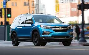 suv honda pilot 2018 honda pilot review concept and rumors car models 2017 2018