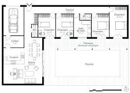 plan de maison plain pied 3 chambres gratuit plan maison plain pied 3 chambres gratuit 4 of psicologiaclinica info