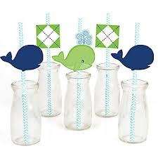 whale themed baby shower tale of a whale baby shower decorations theme babyshowerstuff