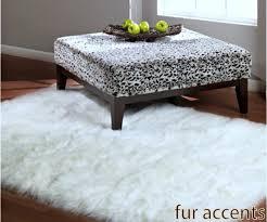 Sheepskin Rug Ikea White Diy Faux Animal Skin Rug Diy Faux Animal Skin Rug Rugs Home