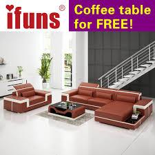luxury leather sofa bed modern european leather sofa modern sofa bed luxury furniture brand
