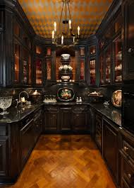 Victorian Style Kitchen Cabinets 53 Stylish Black Kitchen Designs Gothic Kitchen Dining Room