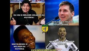 Futbol Memes - los memes m磧s bromistas del brasil argentina
