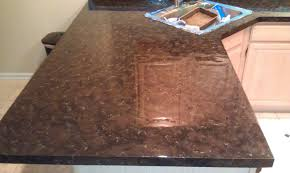 How To Paint Faux Granite - faux granite countertops revlon renovations