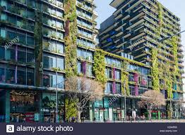 Wall Gardens Sydney by A Garden Wall Building Known As One Central Park Which Is Built