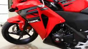 honda cbr latest model honda cbr250 new colors walkaround hd video youtube