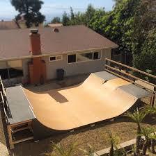 Backyard Skate Bowl Would You Like This Ramp In Your Backyard Skateboard Ramps