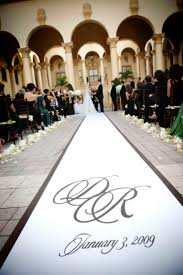 aisle runner wedding runners shark tank kryshas shopping kapades wedding aisle