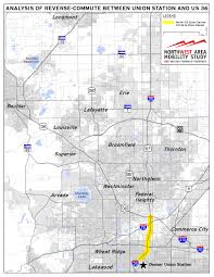 Denver Rtd Map Maps And Photos
