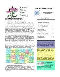 georgia native plant society download january 2010 kansas native plant society docshare tips