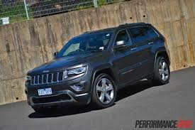 royal blue jeep 2014 jeep grand cherokee limited v6 review video performancedrive