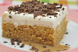 kahlua tres leches cake recipe moist cakes dessert chocolate