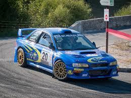 subaru gc8 rally subaru impreza s5 wrc u002799 gr a8w jean jacques bally p u2026 flickr
