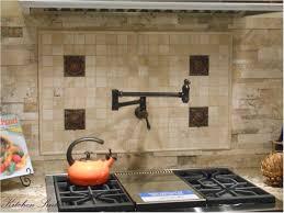 sticky backsplash for kitchen kitchen style stainless steel peel and stick backsplash tiles
