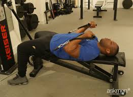 Bench Press For Biceps - supine cable biceps curl the guide to a bigger bench press askmen