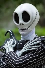 Jack Skellington Halloween Costume Realistic Jack Skellington Costume Halloween Jack