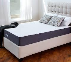 cool gel 10 5 inch gel memory foam mattress classic brands