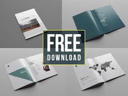 free download layout company profile 38 pages free company profile template by wassim dribbble