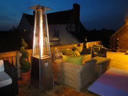 Flame Patio Heater Patio Heaters For Warmer Alfresco Dining The Garden Furniture