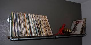 record shelf mauledbydesign