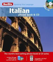 berlitz italian phrase book cd berlitz phrase book cd