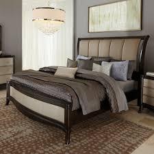 Acme Hollywood Chantelle Bedroom Set Amazon Com Sunset Boulevard Sleigh Bed Kitchen U0026 Dining