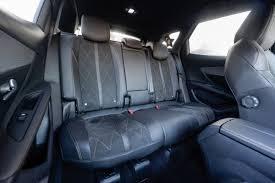 peugeot 3008 interior seat 2016 peugeot 3008 test drive metamorphosis