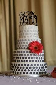 black and white wedding cakes mywedding