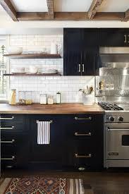 meuble cuisine scandinave meubles de rangement cuisine en noir et pourquoi pas cuisine