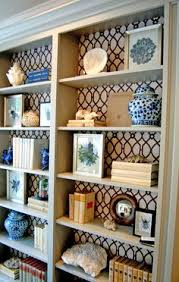 Bookshelf Makeover Ideas Decorating With Foo Dogs Diy Bookcases Painted Shelving And