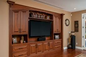 Laminate Flooring Corners Corner Brown Varnished Wooden Tv Cabinet With Glass Door On