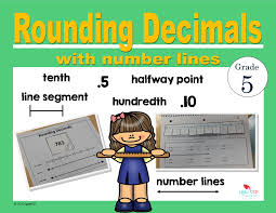 rounding decimals with number lines ignited