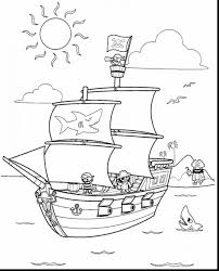 pirate ship coloring page pirates of the caribbean coloring in