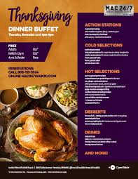 thanksgiving colonial thanksgivingr menu recipes ideas template