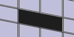 Revit Curtain Panel Revit Architecture A Guide To Curtain Walls Bimscape