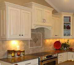 Inexpensive Kitchen Backsplash Creative Inexpensive Kitchen Furniture With New Look Cabinet And
