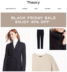 theory black friday 2017 sale clothing deals cyber week 2017