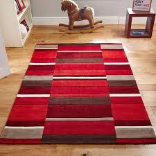 Trendy Rugs Red Wool Rugs Uk Roselawnlutheran