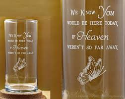 Vases With Floating Candles Memorial Candle Etsy