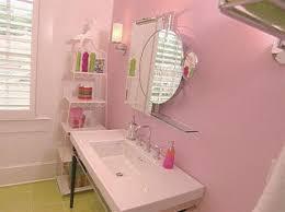 pink bathroom decorating ideas with bathroom girly bathroom design
