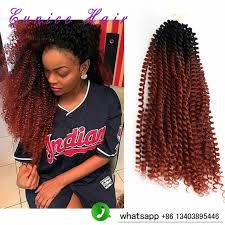 crochet hair synthetic crochet braids twist braiding hair 16 inch ombre
